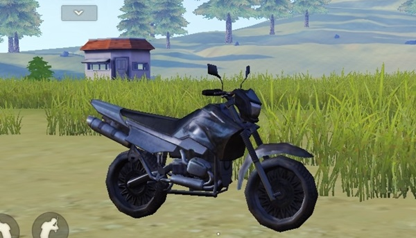 荒野行動の二輪バイクの性能・速度
